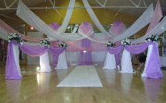 A Balloon Affair balloon decor, balloon decorating for weddings